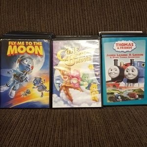 DVD movie bundle #7